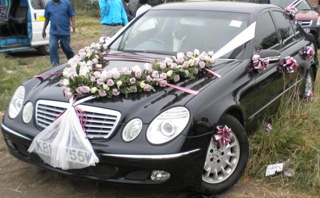 Bridal Car Rentals Uganda
