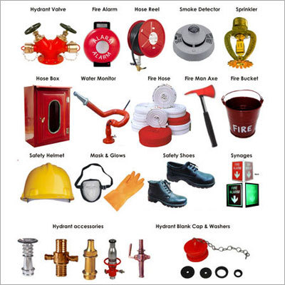 Fire Fighting Clothing Accessories And Hardware Dealers
