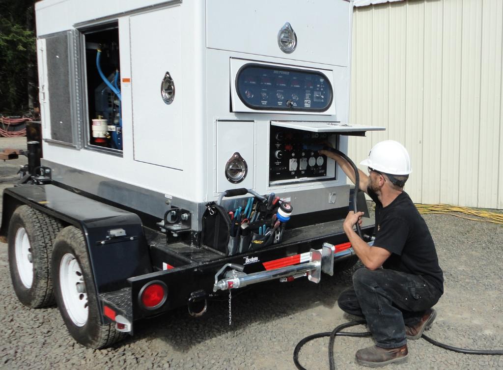 generator mechanic