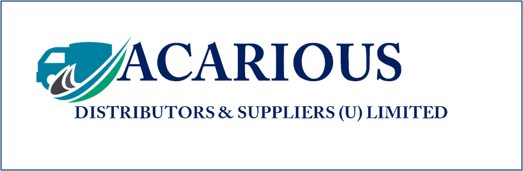 ACARIOUS DISTRIBUTORS & SUPPLIERS (U) LIMITED | Yellow pages Uganda
