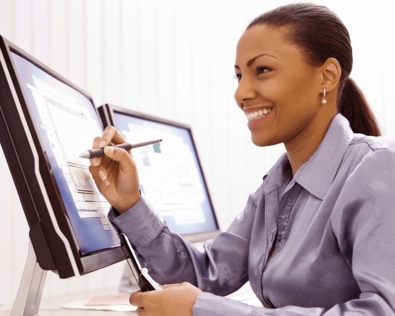 Black Accountants At Work