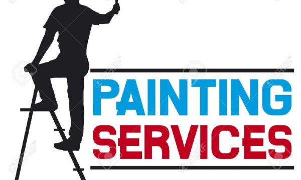19662838-painting-services-design-illustration-of-a-man-painting-the-wall-painter-painting-with-ladder-silhou-Stock-Vector