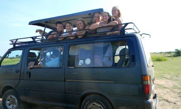safari-van