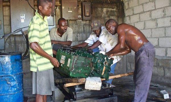 Generator-repairs