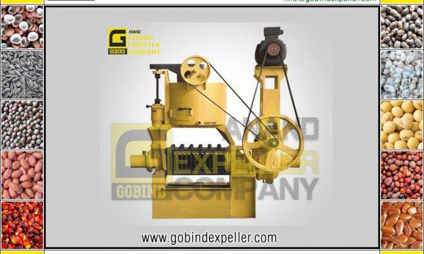 oil-expeller-machine